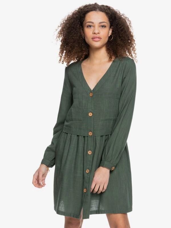 Vanity Wish - Long Sleeve Dress for Women  ERJWD03588