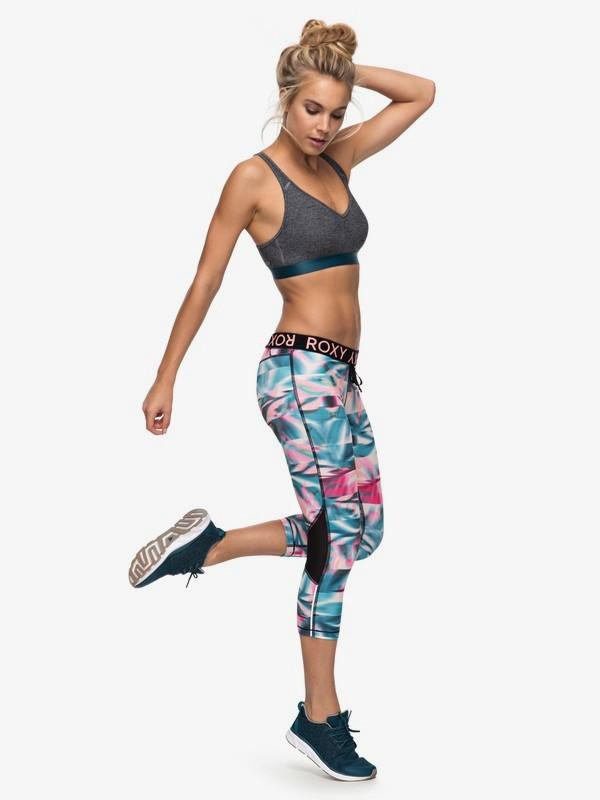 Stay On - Technical Running Capris for Women  ERJWP03011