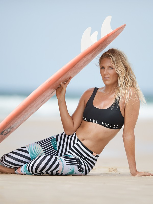 0 Leggings para Surfear con FPS 50 POP Surf Multicolor ERJWR03293 Roxy