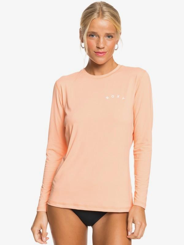 Enjoy Waves - Long Sleeve UPF 50 Surf T-Shirt for Women  ERJWR03368
