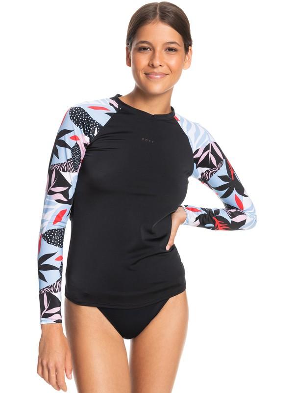 Roxy Active - Long Sleeve UPF 50 Rash Vest for Women  ERJWR03527