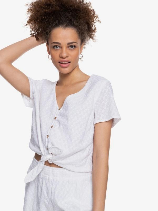 Crystal Sun - Short Sleeve Top for Women  ERJWT03486