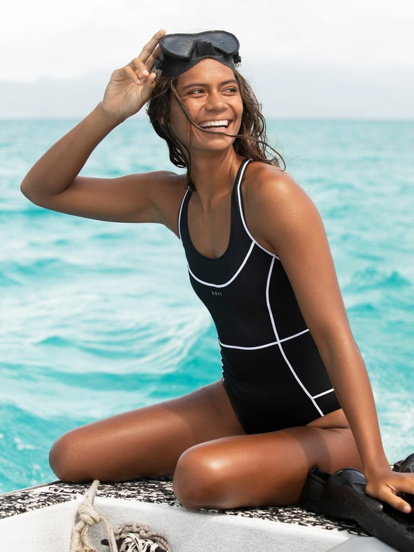 Roxy Active - One-Piece Swimsuit for Women  ERJX103384