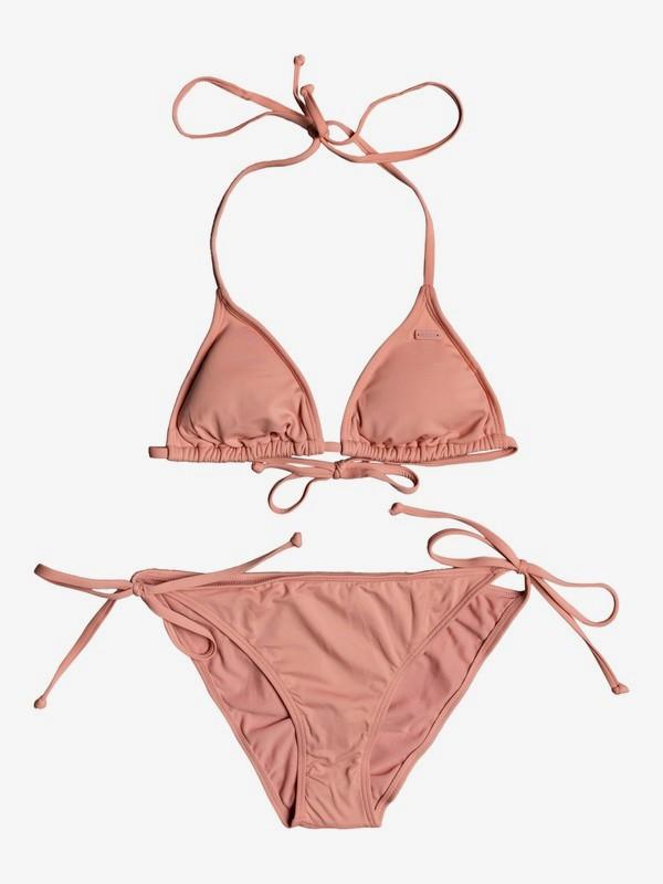 Beach Classics - Tiki Tri Bikini Set  ERJX203384