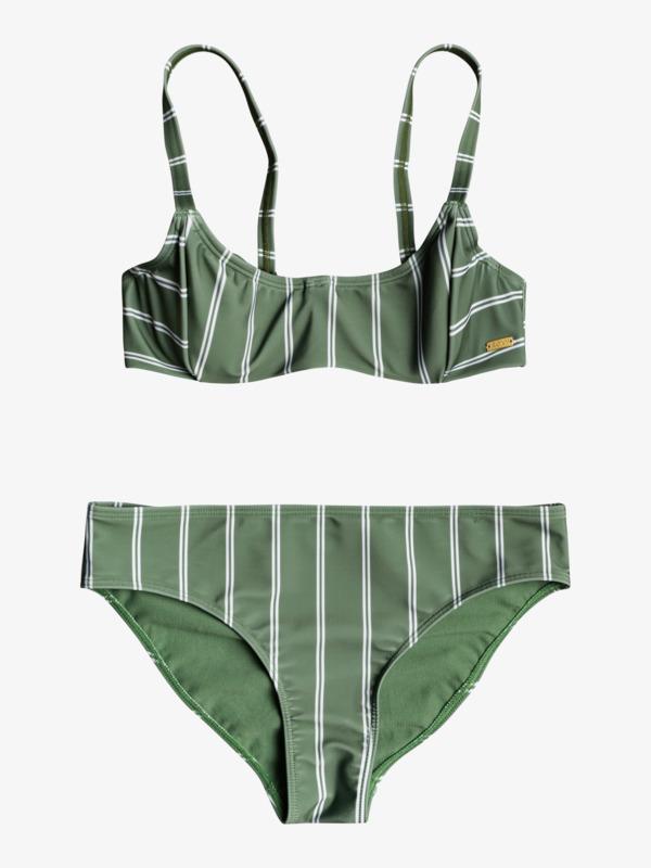ROXY Body - Underwired Bra Bikini Set for Women  ERJX203413