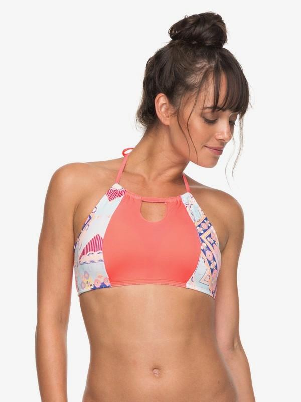Breakaway bikini tops