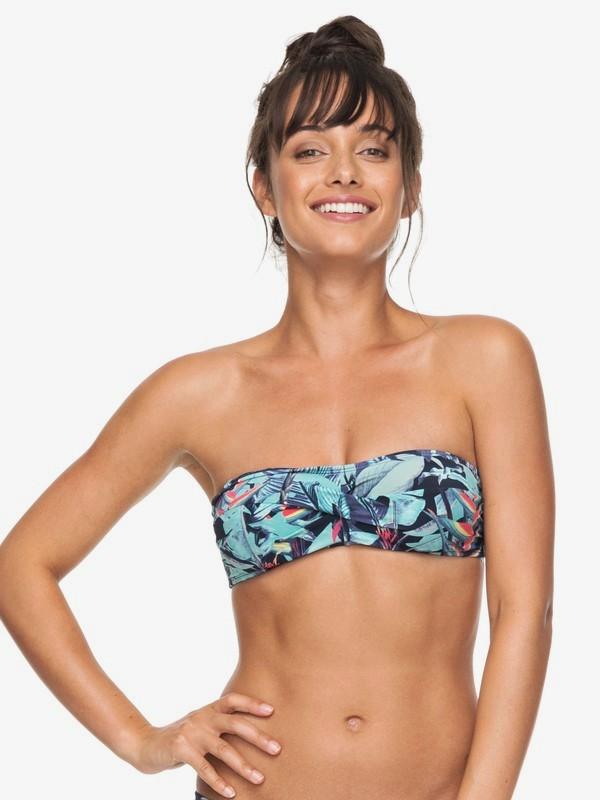Bandeau-Bikinis: trendige Urlaubsbegleiter