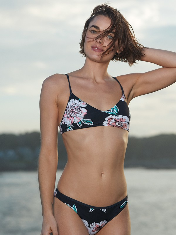 Surfin Love - Athletic Bralette Bikini Top for Women  ERJX303985