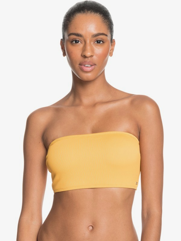 Mind Of Freedom - Bandeau Bikini Top for Women  ERJX304224