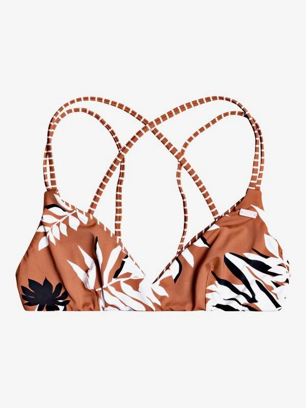 ROXY Honey - Athletic Bikini Top for Women  ERJX304227
