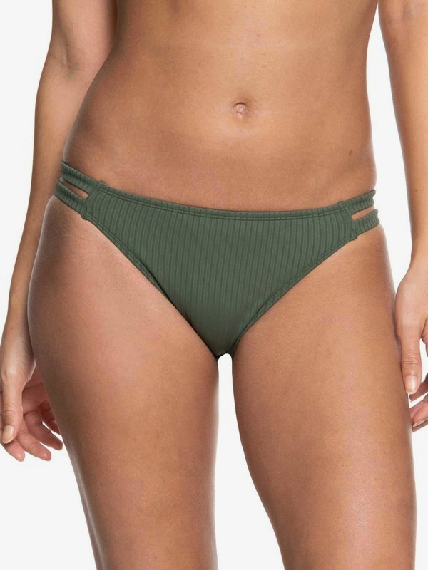 0 Goldy Sandy - Volles Bikiniunterteil für Frauen Braun ERJX403615 Roxy