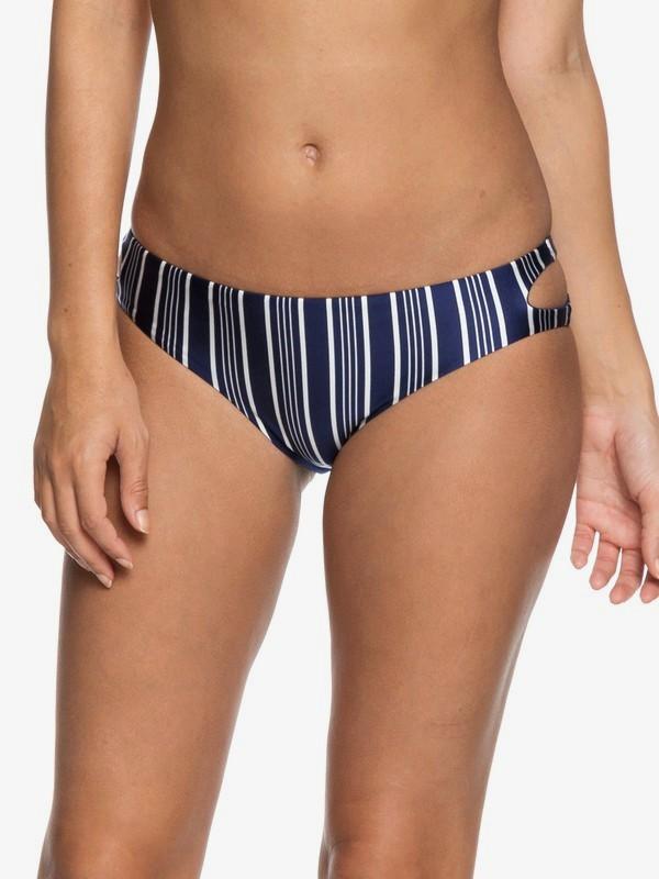 0 Urban Waves - Mutandina bikini completa da Donna Blue ERJX403622 Roxy