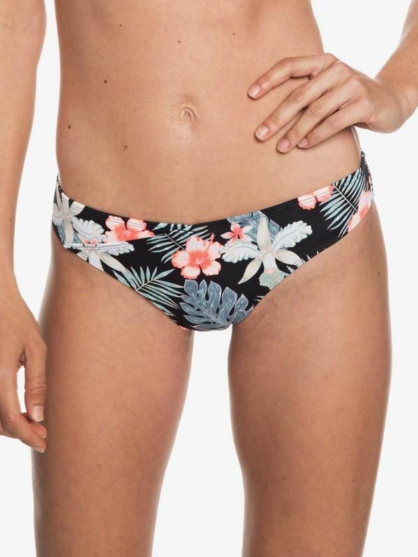 0 Beach Classics - Braguita de Bikini Discreta para Mujer Negro ERJX403683 Roxy
