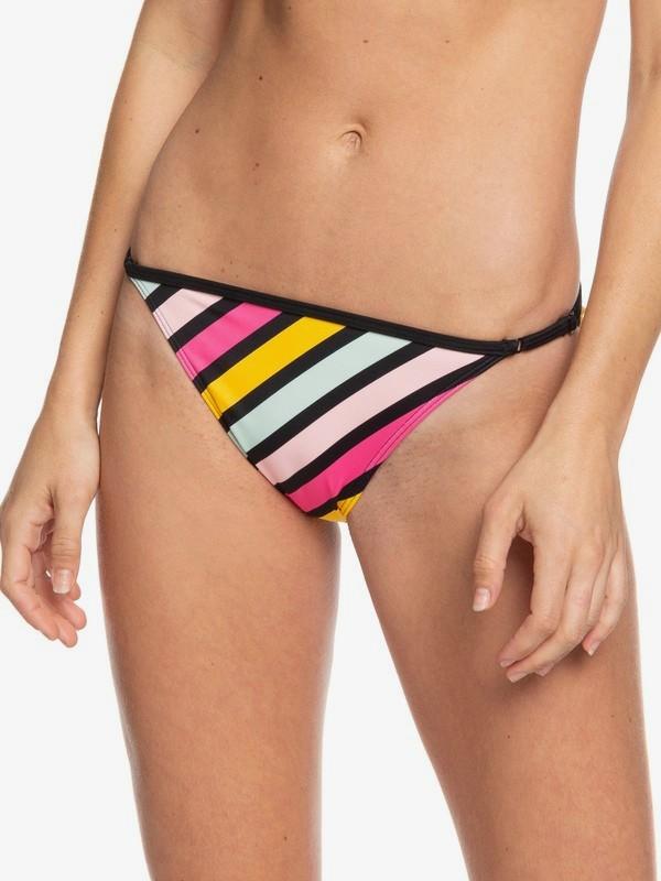 0 POP Surf - Volles Bikiniunterteil für Frauen Blau ERJX403785 Roxy