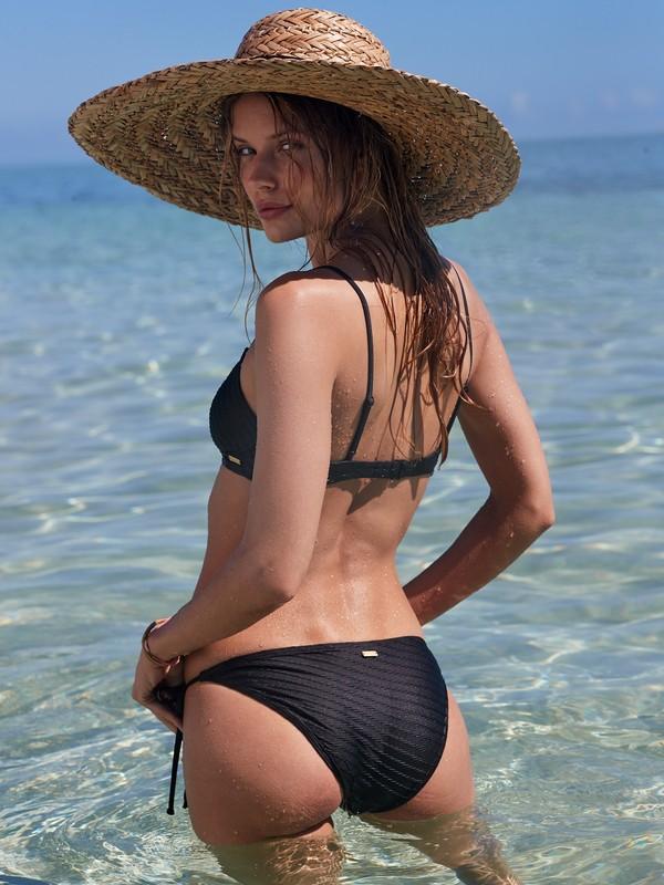 Golden Breeze - Tie-Side Bikini Bottoms  ERJX403895