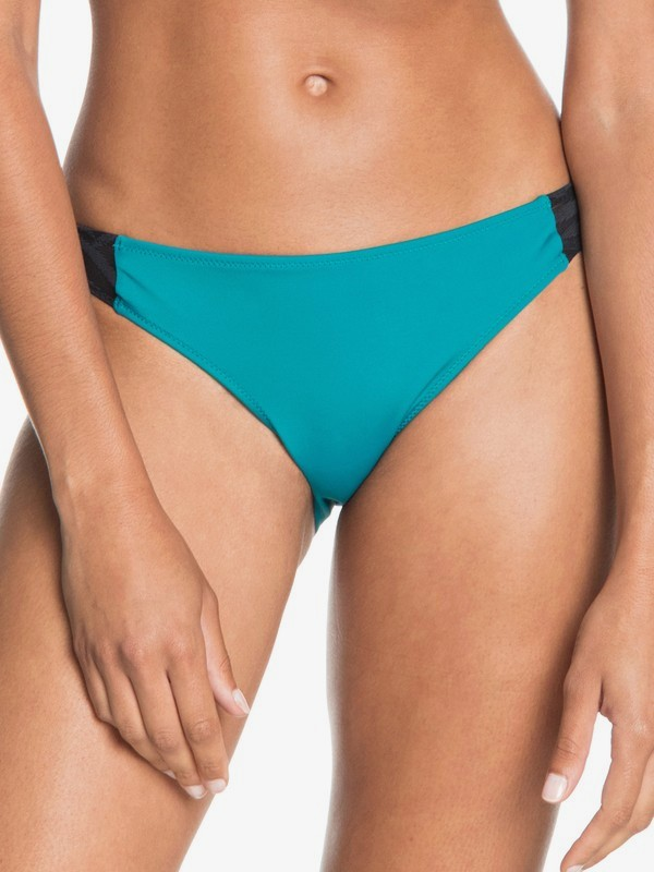 ROXY Fitness - Regular Bikini Bottoms for Women  ERJX404011