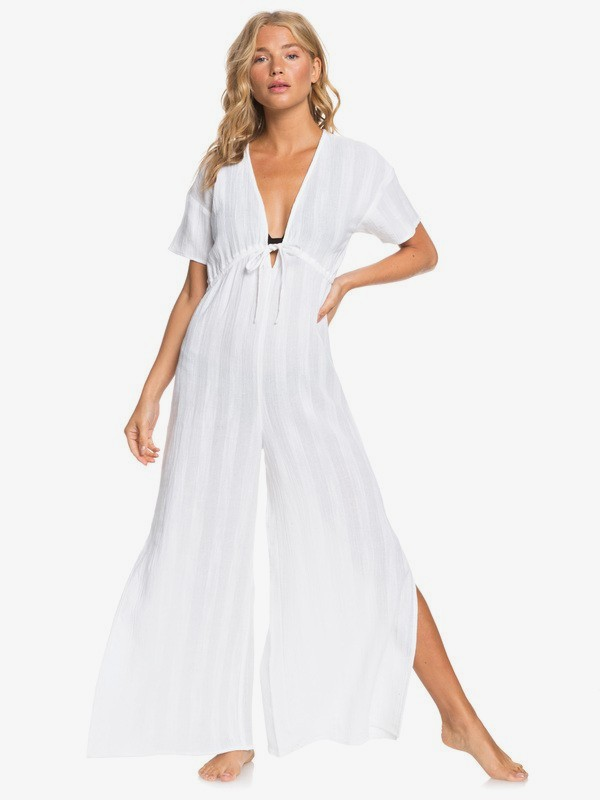 Coconuts Song - Maxi Beach Cover-Up for Women  ERJX603208