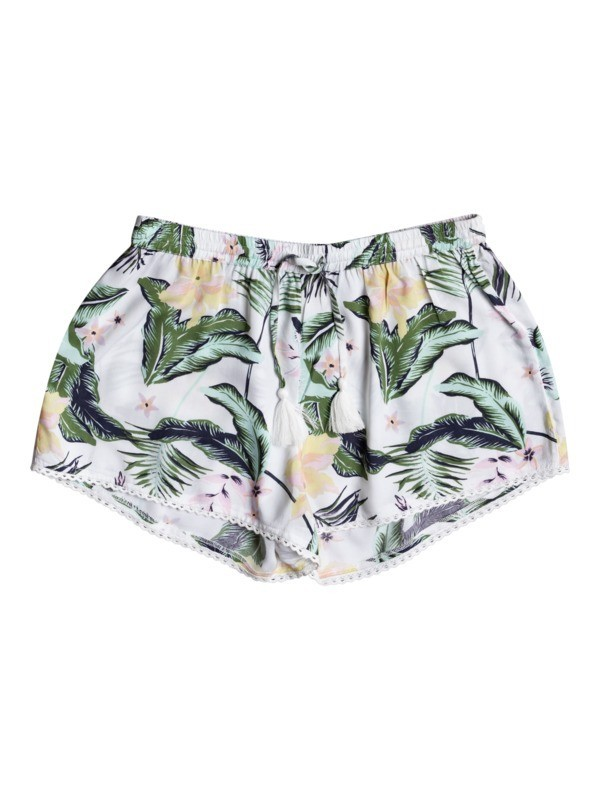 Salty Tan - Beach Shorts for Women  ERJX603234