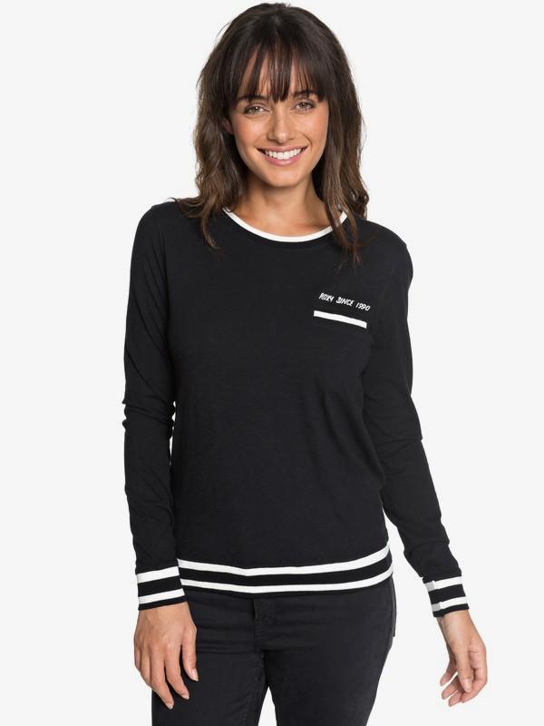 Next Vacation A - Long Sleeve Top for Women  ERJZT04387