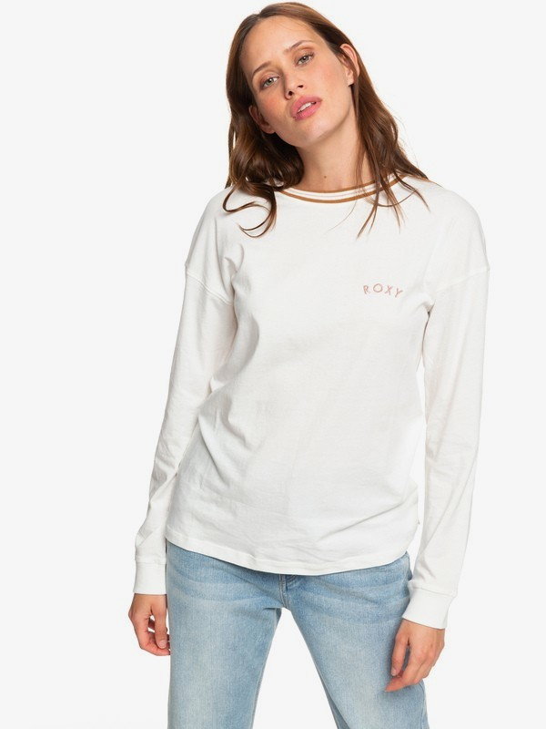 Those Better Days - Long Sleeve T-Shirt for Women ERJZT04649