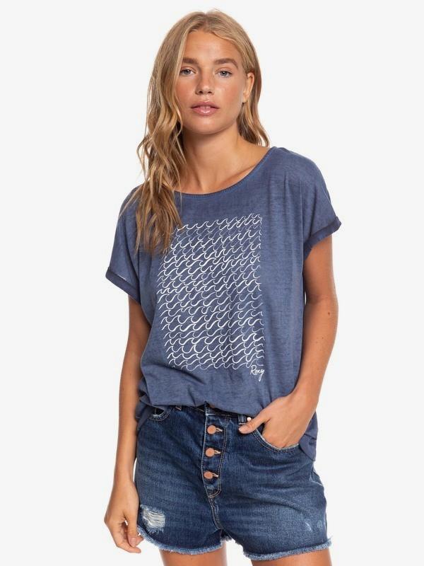 Summertime Happiness - T-Shirt  ERJZT04803
