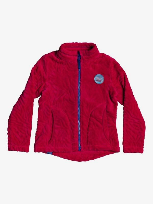 Igloo - Technical Zip-Up Hooded Fleece for Girls 2-7 ERLFT03191