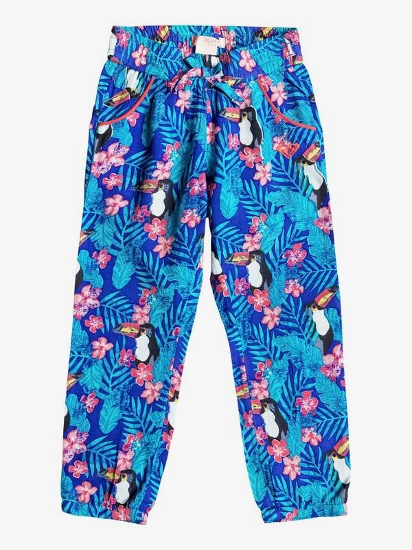 0 Пляжные штаны Not Homeloving Фиолетовый ERLNP03010 Roxy