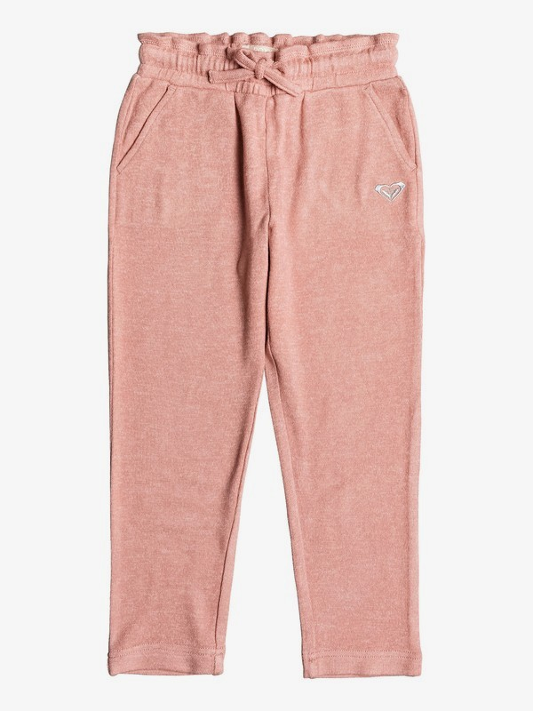 0 Girl's 2-6 Someone New Super-Soft Joggers Pink ERLNP03033 Roxy