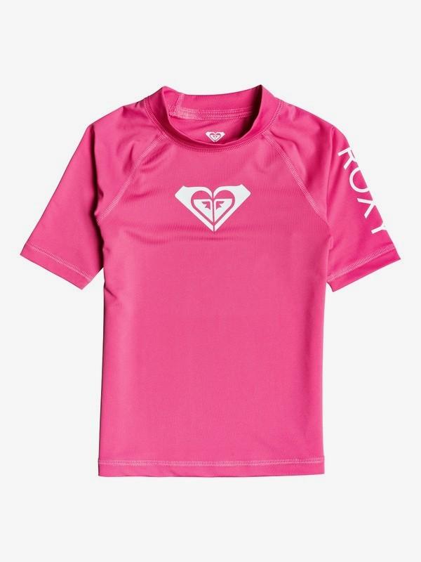 Whole Hearted - Short Sleeve UPF 50 Rash Vest  ERLWR03150