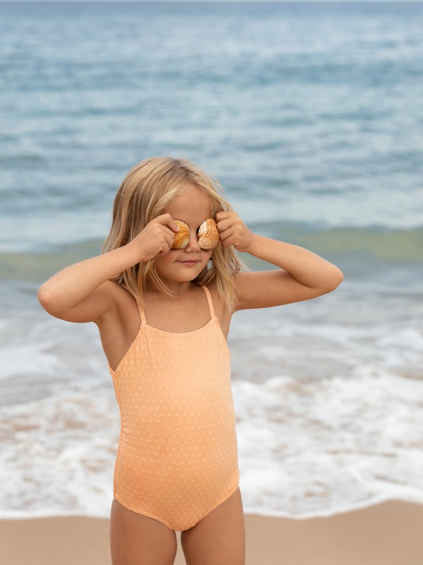 Friday Lovers - One-Piece Swimsuit for Girls 2-7  ERLX103056