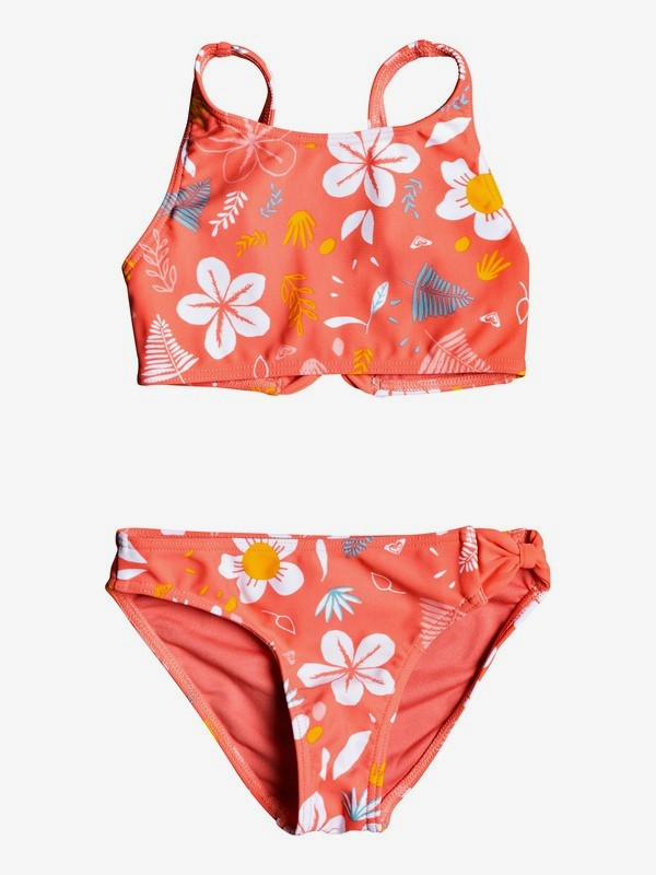 Fruity Shake - Crop Top Bikini Set for Girls 2-7  ERLX203089