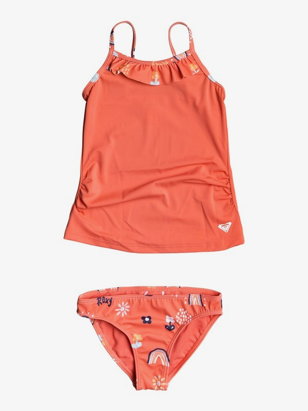 Rainbow And Sun - Tankini Bikini Set for Girls 2-7  ERLX203116