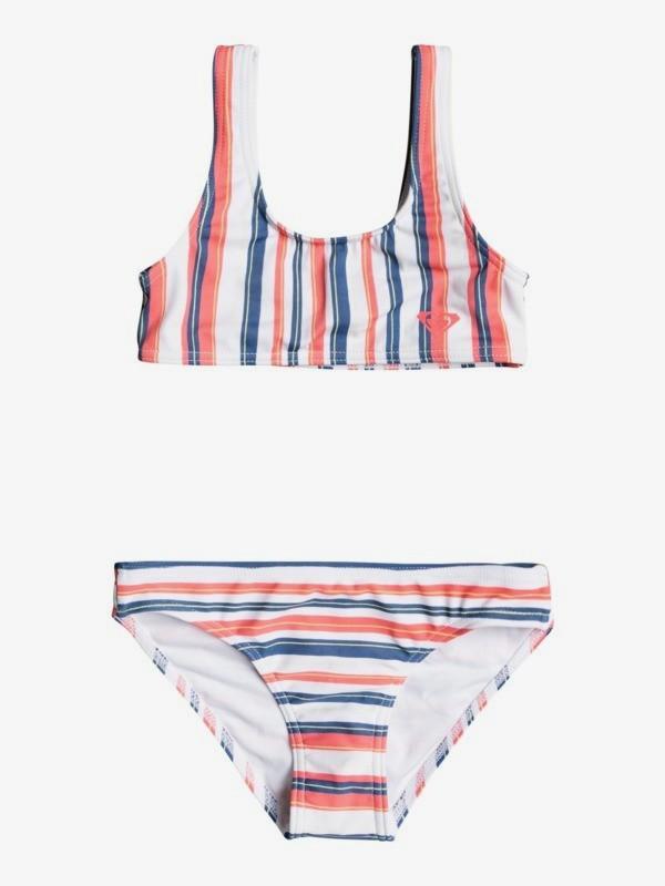 Surf Feeling - Bralette Bikini Set for Girls 2-7  ERLX203126