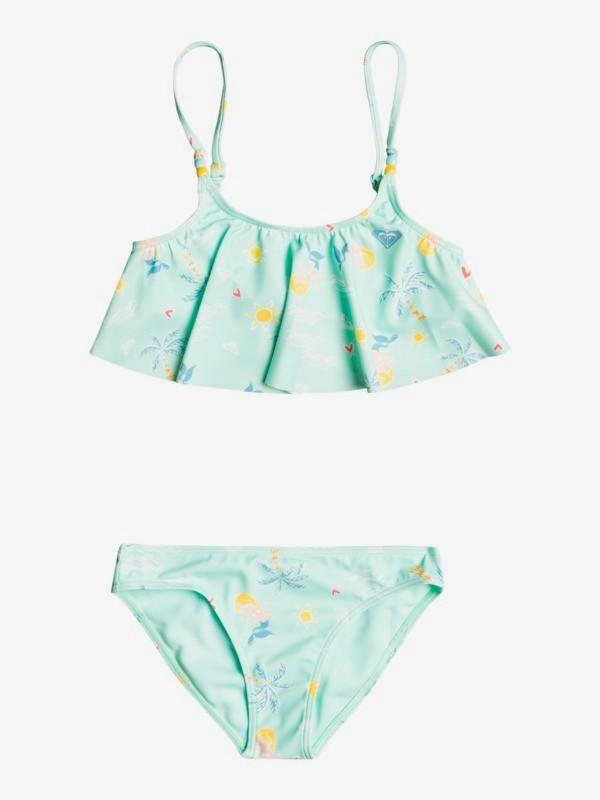 Mermaid Spirit - Flutter Bikini Set for Girls 2-7  ERLX203134