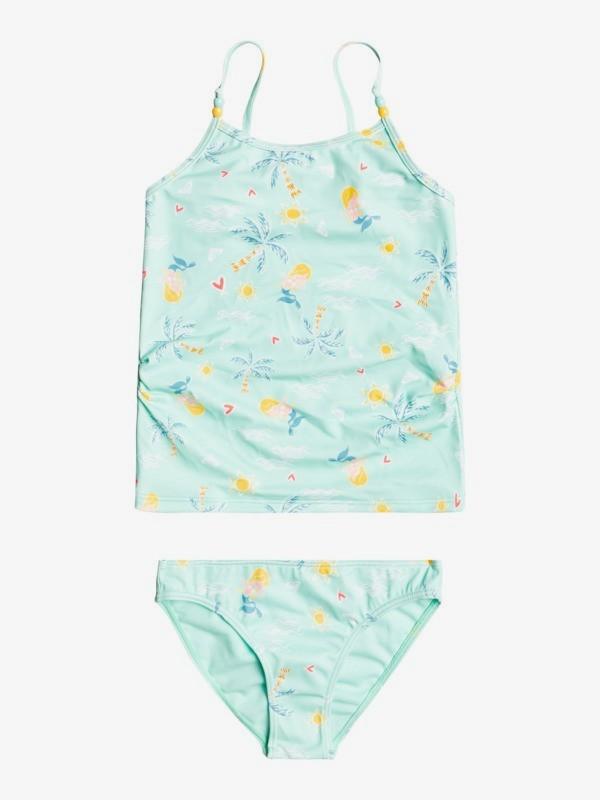 Mermaid Spirit - Tankini Bikini Set for Girls 2-7  ERLX203135