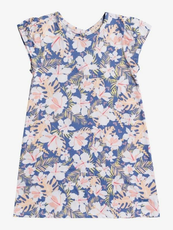 Girl Happy Now - Beach Dress for Girls 2-7  ERLX603019