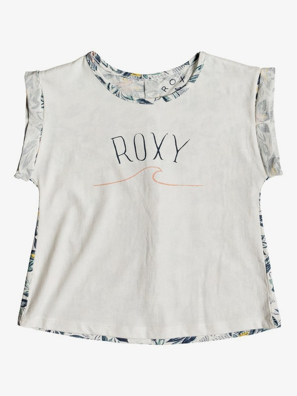0 Girl's 2-6 From The Jump A Tee Pink ERLZT03197 Roxy