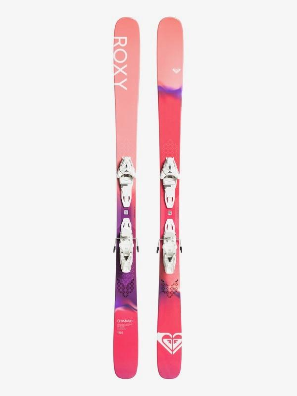 0 Shima 90 L10 - Esquís para Mujer Rosa FFSH90L10 Roxy
